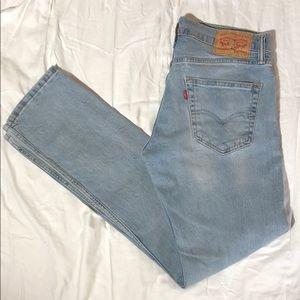 Mens Levis 511 jeans 32x32